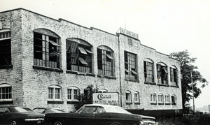 Chalet Artistic Glass opened in Cornwall in 1962.