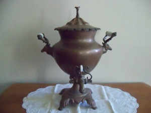 "Samovar or ""Tea Urn,"" ca. 1880"