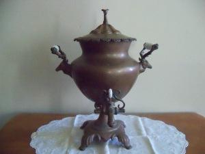 "Samovar or ""Tea Urn,"" ca. 1880"