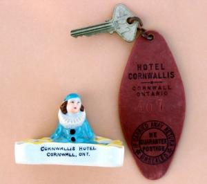cornwalis ashtray key