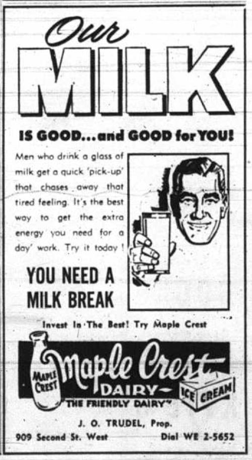2nd W_909_Maple Crest Dairy_1961-04-10