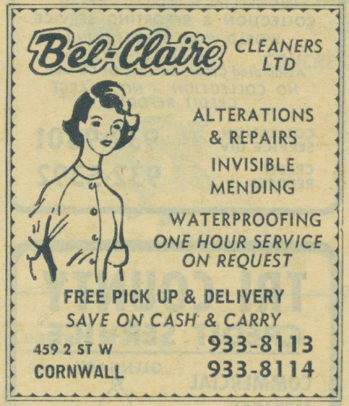 459 2nd St W_Bel-Claire Cleaners_Bell_1972