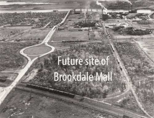 Brookdale before Mall_1960s_Lab
