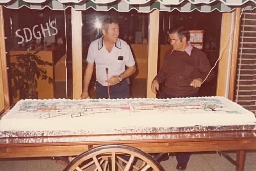 Brookdale Mall_Anniv Cake WM