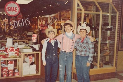 Brookdale Mall_Western Days WM