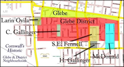 Glebe and District