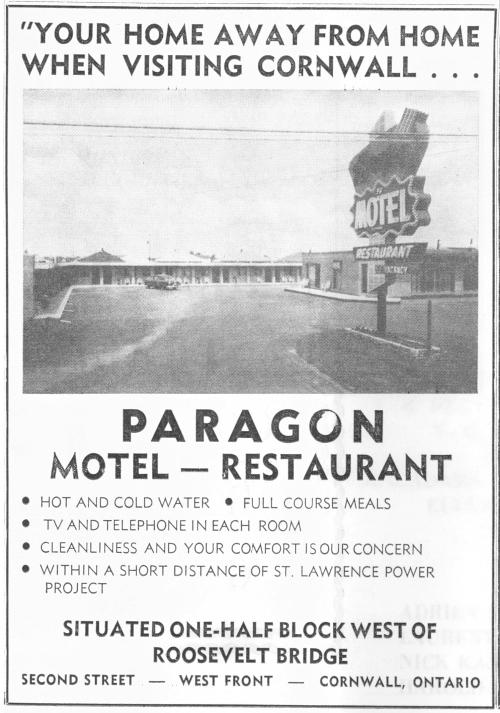 Paragon Motel Rest
