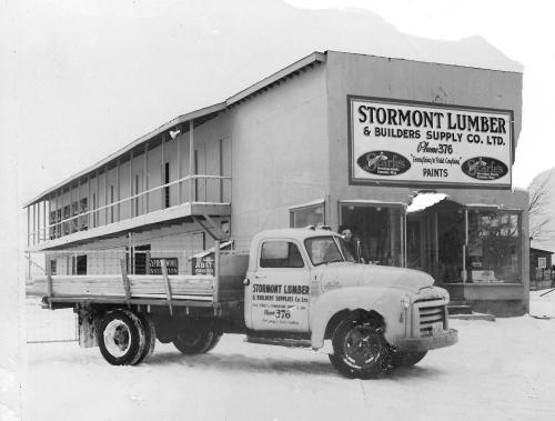 Stormont Lumber