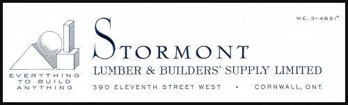 Stormont Lumber_Ltr hd_ca 1955 _web