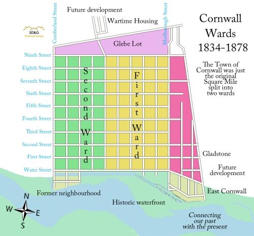 2 Ward System: 1834-1878