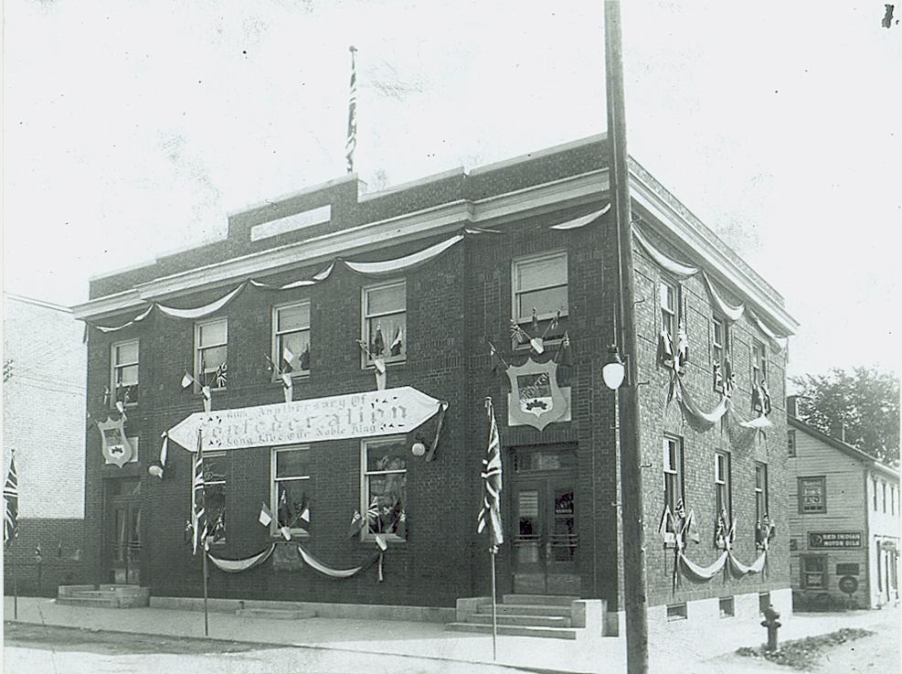 Alexandria Ontario S Two Post Office Buildings Cornwall