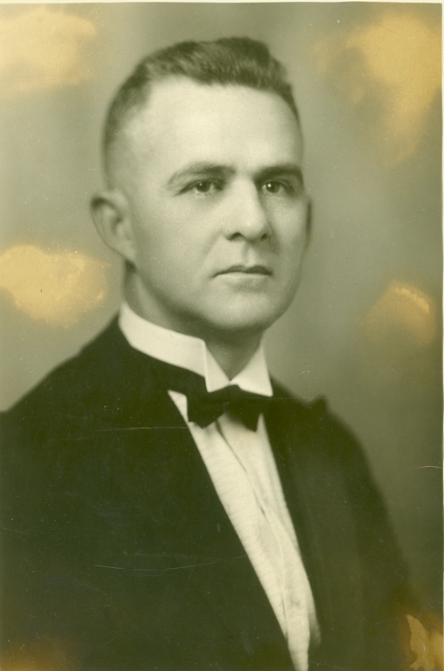 E.G. Hamel ca. 1935