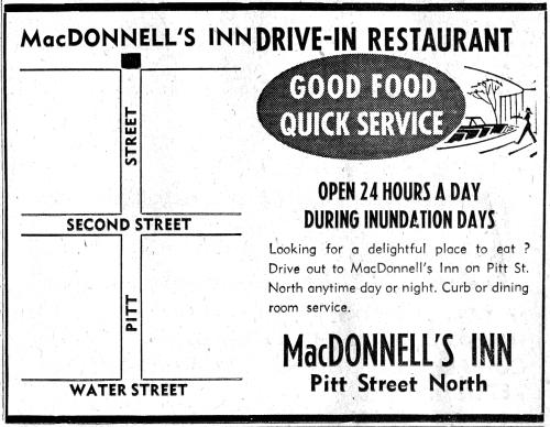 MacDonells Inn