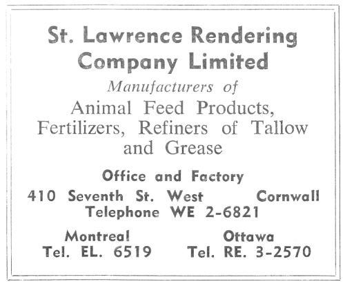 St. Lawrence Rendering_ad 1958