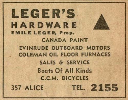 45_Leger's Hardware