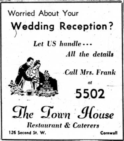 126 2nd St W_The Town House Restaurant_1955-03-08