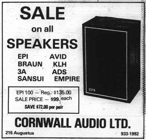 215 Augustus_Cornwall Audio Ltd_1977-01-14
