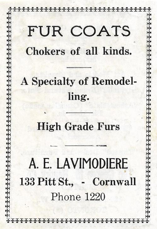 Lavimodiere_ad_1929