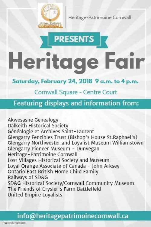 Heritage Fair Poster-Lg
