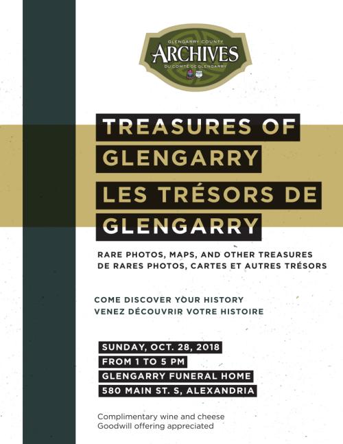 TreasuresOfGlengarryPoster