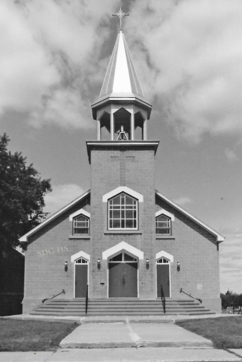 108 Anthony_Holy Cross Church_1984_ext front_WM