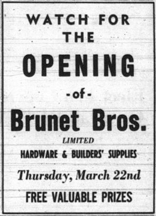 1525 Pitt_Brunet Bros Ltd_1962-03-19