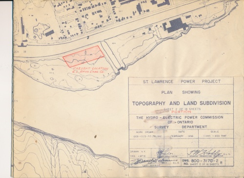 St. Lawrence Power Project Plan(1)